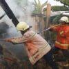 Masak Air Lalu Ditinggal Tidur, Dapur Warga Sragen Terbakar