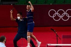 Cetak Sejarah di Olimpiade Tokyo 2020, Pebulu Tangkis Guatemala Kevin Cordon Ternyata Diasuh Pelatih Indonesia