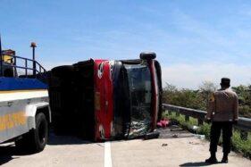Kecelakaan Maut di Tol Pemalang: Korban Bertambah, Bus Ngebut Sebelum Menabrak