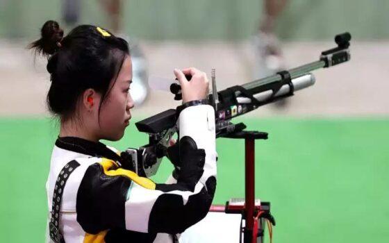 Emas Pertama Olimpiade Tokyo 2020 Milik Atlet Menembak China