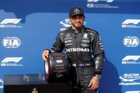 Lewis Hamilton Rebut Pole Position F1 GP Hungaria 2021