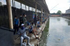 Gelar Lomba Mancing Hingga Timbulkan Kerumunan, Ini Hukuman untuk Pemilik Pemancingan Ikan di Sukoharjo