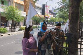 Dihantam Habis Corona Plus PPKM, Paguyuban Pedagang Malioboro Kibarkan Bendera Putih