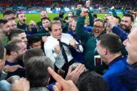 Italia Menang Adu Penalti Lawan Spanyol, Roberto Mancini: Seperti Mendapat Lotre