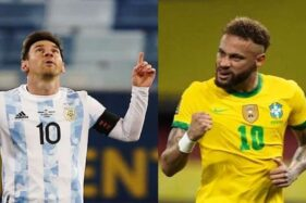 Siaran Langsung dan Live Streaming Final Copa America 2021: Argentina Vs Brasil, Minggu Pukul 07.00 WIB