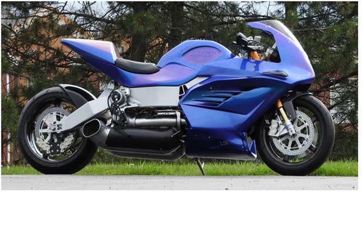 Fakta Menarik Tentang MTT Turbine Superbike Y2K, Motor Tercepat di Dunia
