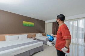 Patuhi PPKM Darurat, Nava Hotel Karanganyar Tetap Beroperasi dengan Prokes Ketat