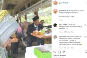 Pengantin Boyolali yang Nikah di Bus Ternyata Sempat Nyebar Undangan, Tapi...