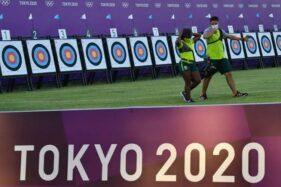 Tampil Duluan, Ini Hasil Tim Panahan Indonesia di Olimpiade Tokyo 2020