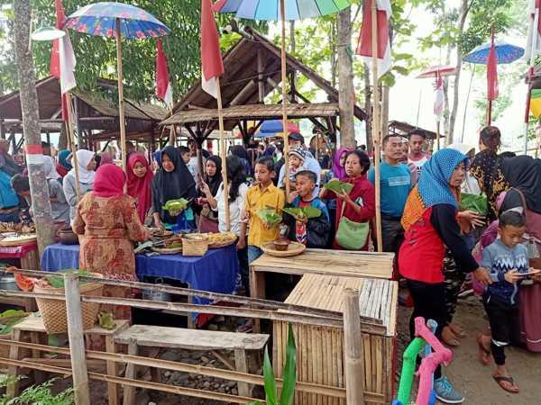 pasar kuliner wisata doplang wonogiri unik soloraya wisata