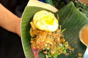 Pecel Tawangmangu, Kuliner Sehat Kombinasi 11 Sayuran Segar yang Lezat