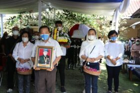 Soegeng Boedhiarto, Pejuang Pribumi Keturunan Tionghoa Dimakamkan di Banjarnegara