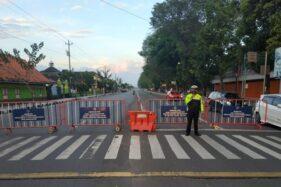 Tambah Banyak! Selain Jalan Lawu, Polres Karanganyar Juga Tutup 3 Ruas Jalan Ini 24 Jam Nonstop