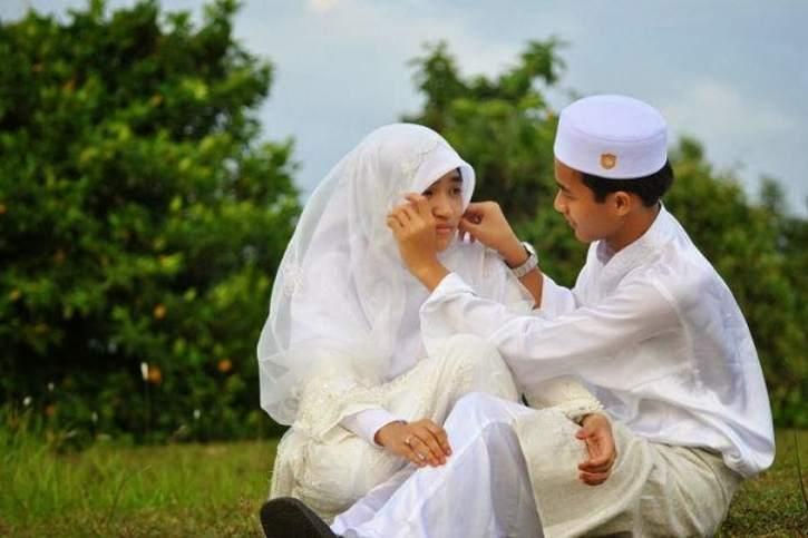 Ilustrasi pernikahan dini (istimewa)
