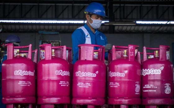 Pertamina memastikan pasokan bahan bakar minyak (BBM), LPG, dan Avtur khususnya di wilayah Jawa Tengah dan Daerah Istimewa Yogyakarta (DIY) berjalan lancar.(Istimewa)