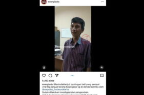 PKL Di Solo Nekat Bikin Video Hoaks Soal Denda Rp600.000, Ini Alasannya