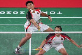 Praveen/Melati Tumbang, Indonesia Tanpa Medali Ganda Campuran Bulu Tangkis Olimpiade Tokyo 2020