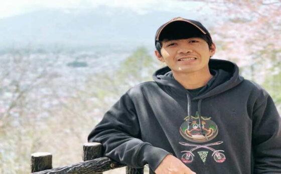 Rahmat, alumnus Peternakan Universitas Sebelas Maret (UNS) Solo yang menggeluti usaha peternakan (Istimewa)