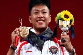 Klasemen Medali Olimpiade Tokyo 2020 Rabu 28 Juli: Tambah Perunggu, Indonesia Posisi 39