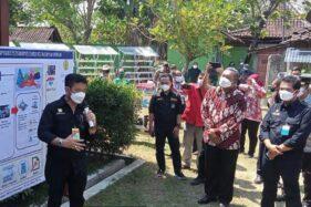 Presiden Jokowi Minta Ngemplak Boyolali Disiapkan Jadi Percontohan Pertanian Terintegrasi