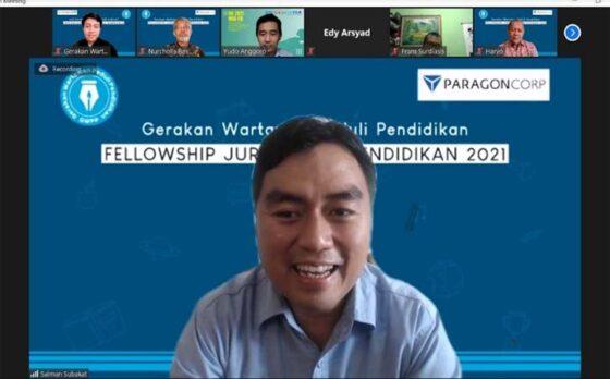 CEO PT Paragon Technology and Innovation, Salman Subakat. (Istimewa-dok. GWPP)