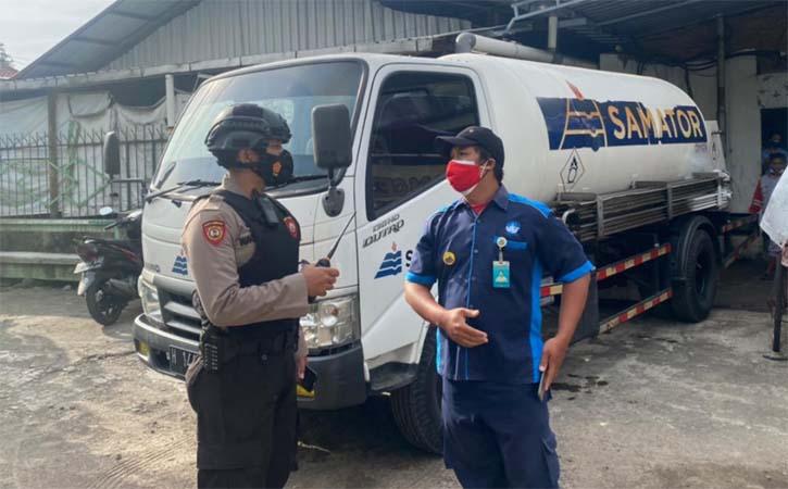 Polisi Siap 24 Jam Kawal Distribusi Oksigen ke Rumah Sakit di Solo