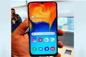 Harga dan Spesifikasi Samsung Galaxy A10s
