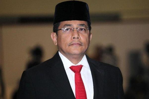 Sekjen DPR Indra Iskandar. (detikcom)
