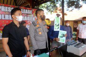Polisi Bongkar Sindikat Penggelapan Sembako di Sragen, Anggotanya Perempuan Semua