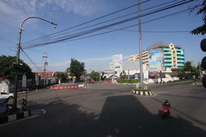Kota Solo Lanjutkan PPKM Darurat Level Tertinggi, Ini Rencana Pelonggaran