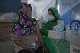 DPD PAN Sleman Gelar Vaksinasi Massal, Antusiasme Masyarakat Tinggi