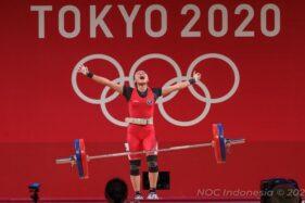 Windy Cantika Sempat Gugup karena Persaingan Olimpiade Tokyo 2020 Sangat Ketat