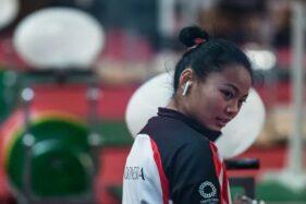 Angkat Besi Persembahkan Medali Pertama Indonesia di Olimpiade Tokyo 2020