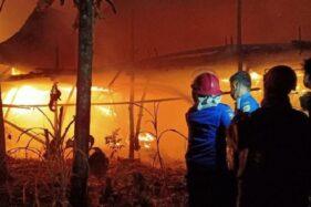 Kebakaran Kandang di Grobogan: 13.000 Ekor Ayam Hangus, Rugi hingga Rp1,2 Miliar