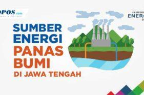 Berikut 14 Lokasi di Jateng yang Punya Sumber Energi Panas Bumi