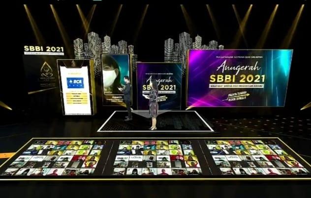 Ini Merek Terbaik Mal, Bank, hingga Toko HP di SBBI 2021, Pilihanmu Ada?