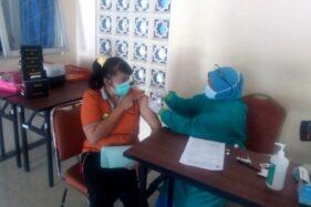6.571 Nakes di Grobogan Dapat Vaksinasi Ketiga Jenis Moderna