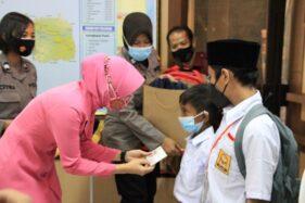 5 Anak Yatim Piatu Korban Covid-19 Terima Beasiswa Aku Sedulurmu