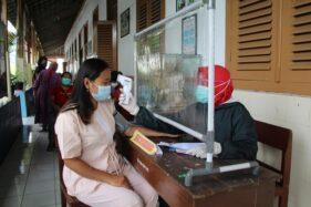 Seratusan Guru SD di Klaten Diperbantukan ke Puskesmas Terkait Vaksinasi, Apa Tugasnya?