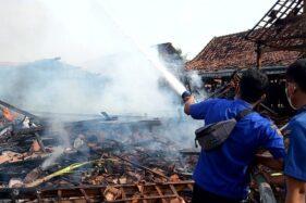 Kebakaran di Grobogan, Rumah, Perhiasan, Uang Tunai, Motor Ludes
