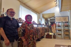 Mengintip Koleksi Jarik Waldjinah di Museum Batik Walang Kekek Solo