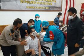 FOTO : Vaksinasi Covid-19 Bagi Penyandang Disabilitas