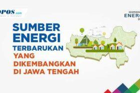 Ini Deretan Pengembangan Sumber Energi Baru Terbarukan di Jawa Tengah