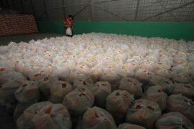 31.070 Warga Solo Terdampak PPKM Terima Bantuan Sembako