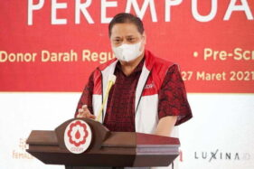 PPKM Level 4 Membuahkan Hasil, Menko Perekonomian Airlangga Apresiasi Dukungan Masyarakat
