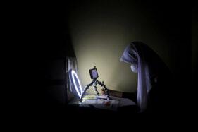 FOTO : Bantuan Kuota Internet Bagi Siswa dan Pengajar Diperpanjang