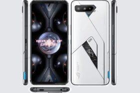 Spesifikasi Asus ROG 5 Ultimate, Ponsel Gaming Dengan Baterai Jumbo