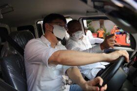Grup Astra Serahkan Bantuan Ambulans Ke BNPB, Bisa Percepat Mobilisasi Pasien Covid-19