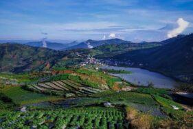 Desa Tertinggi di Pulau Jawa Salah Satunya di Wonosobo