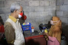 Sejumlah Daerah di Jateng Turun Level, Gubernur Ganjar: Jangan Senang Dulu!